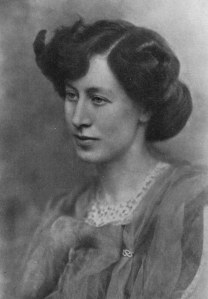 Olive Custance, Lady Alfred Douglas.