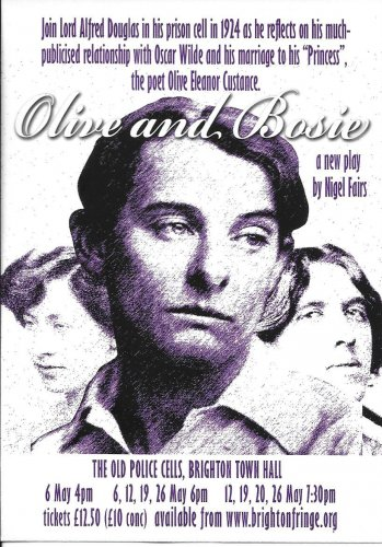 olive and bosie
